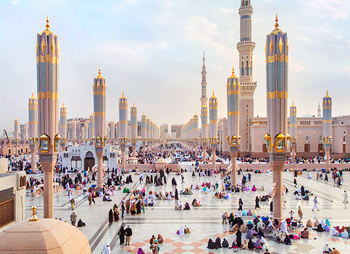 4 Star Umrah Package